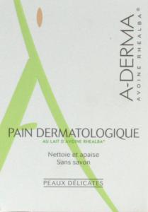 Aderma pain dermatologique sans savon 100 g